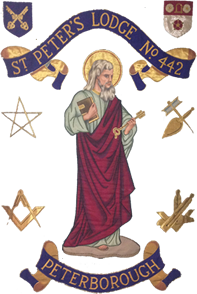 St Peters Banner
