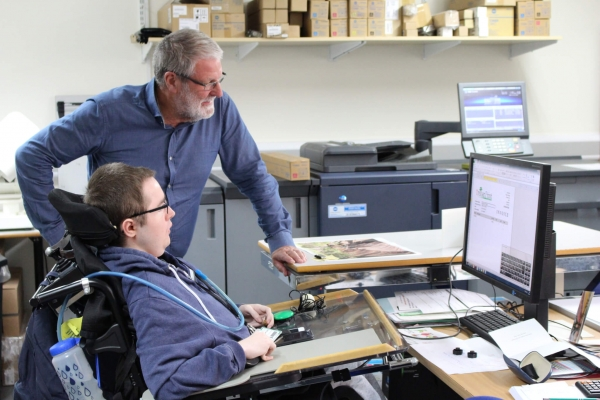 Creating work experience opportunities for disabled young people