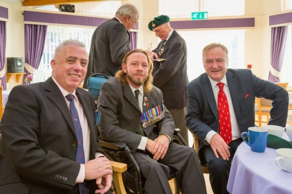 Royal British Legion Industries support veterans in Kent